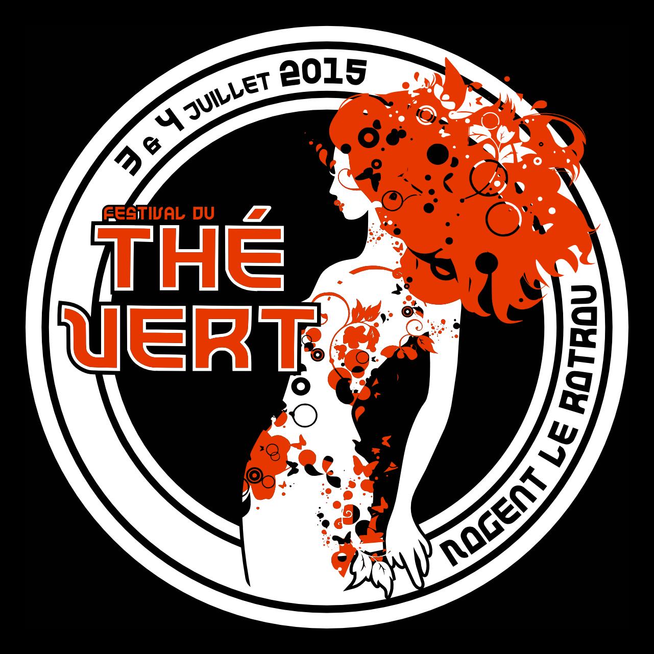 Festival du Thé Vert 2015 - T-Shirt avant