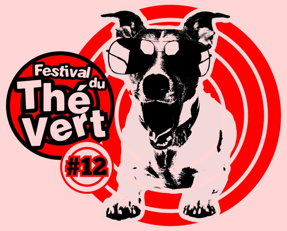 Festival du Thé Vert 2016 - T-Shirt avant